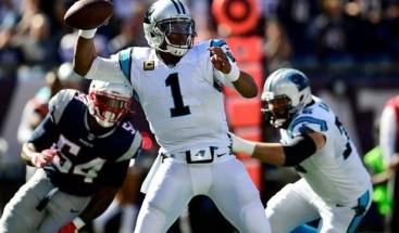 Newton y Panthers arruinan regreso de Rodgers y comparten liderazgo