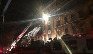 Una estufa de cocina pudo causar incendio en Nueva York que dejó 12 muertos