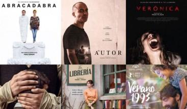 Listado completo de nominados a la 32 edición de los Premios Goya
