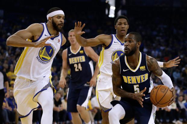 Nuggets sorprende a Warriors; Celtics consolidan liderato y Raptors amenazan