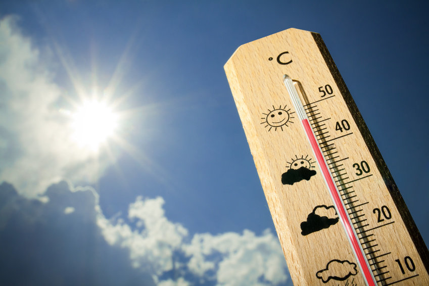 Onamet pronostica pocas lluvias y temperaturas ligeramente calurosas