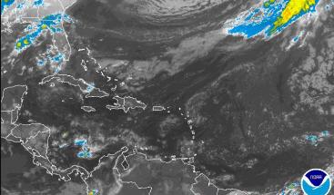 Onamet pronostica nubes dispersas y escasas precipitaciones