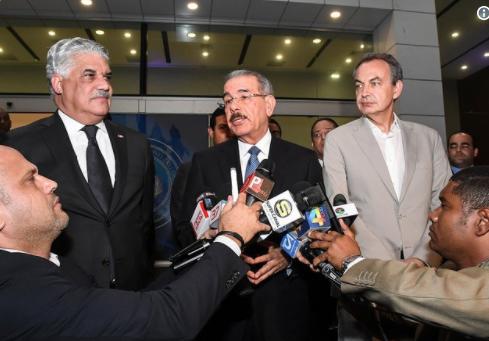 El Gobierno venezolano y la oposición vuelven a sentarse a la mesa en República Dominicana