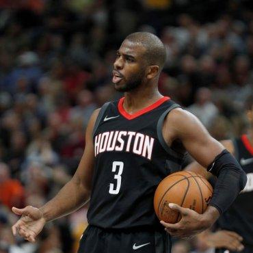 Paul brilla con 31 puntos en undécimo triunfo consecutivo de Rockets