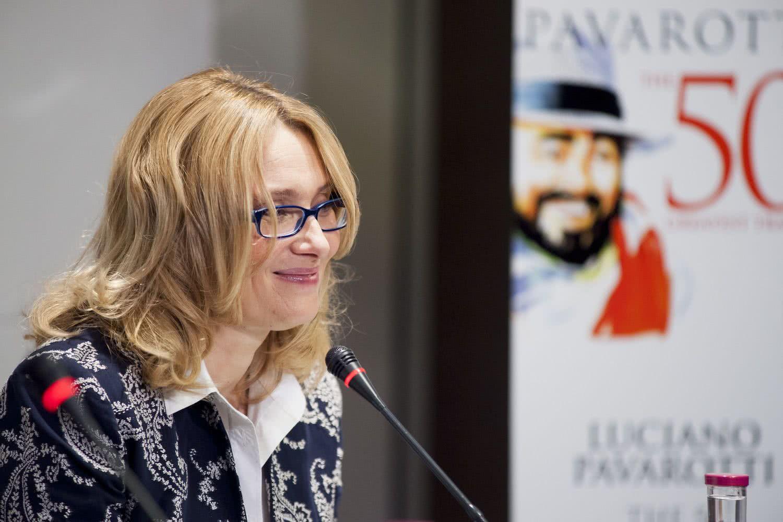 La viuda de Pavarotti a 10 años de su muerte: Quiso llevar la ópera a todos