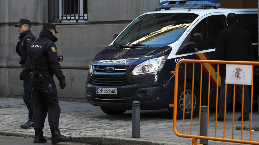 Prisión preventiva a español implicado en narcotráfico y lavado de activos