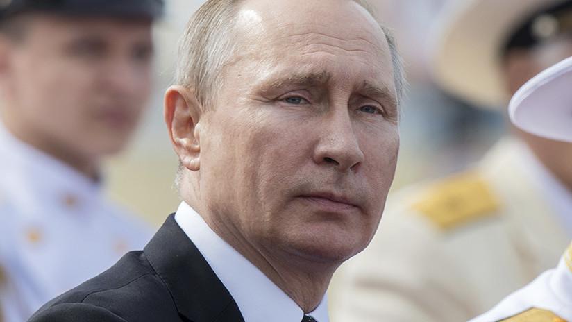 Putin firma la ley para ampliar una base naval en Siria