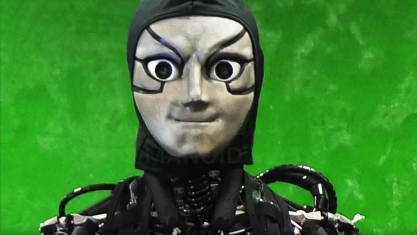 Un equipo japonés crea el robot humanoide más avanzado jamás visto