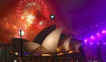 Un gran espectáculo en Sidney lanza las festividades del Año Nuevo en el mundo