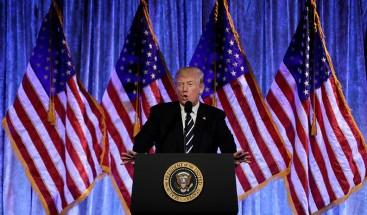 Trump: Las acciones de Flynn durante la transición fueron
