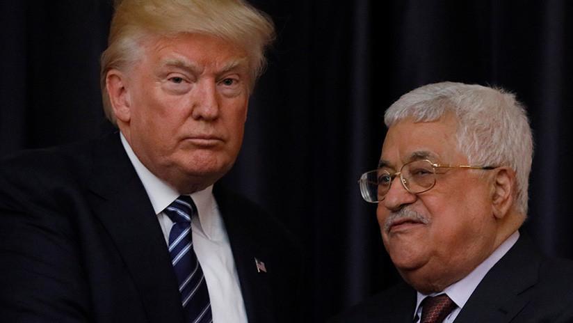 Trump comunica a Abbás por teléfono su intención de mover la Embajada de EE.UU. a Jerusalén