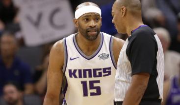 Carter y los Kings superan a los líderes Cavaliers