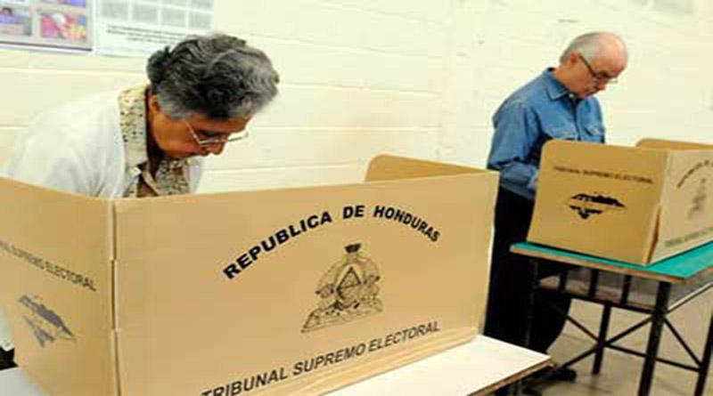 Inicia la impugnación y oposición pide revisar todas las actas en Honduras