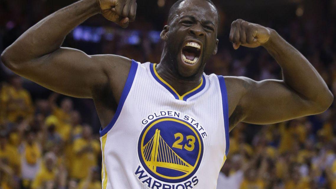 Draymond Green impone su poder y Warriors ganan revancha a Cavaliers