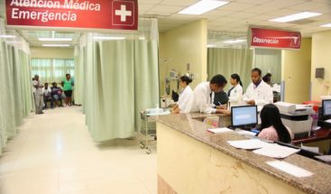 Se registra notable disminución de emergencias en hospitales del GSD
