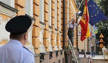 Rusia expulsa a diplomáticos de 23 países por el caso Skripal