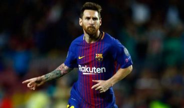 Leo Messi entra en la lista de convocados