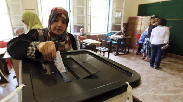 Concluyen comicios presidenciales egipcios tras 3 días de votación