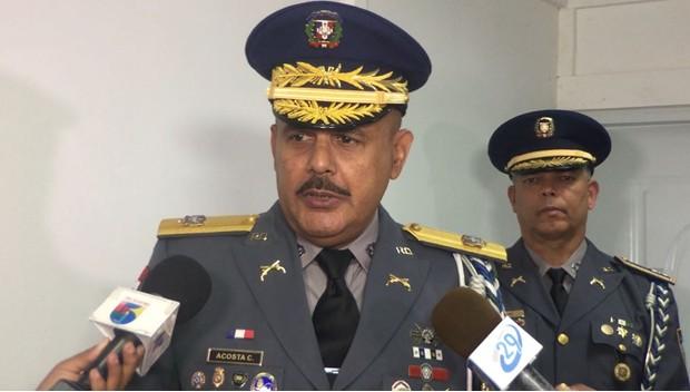Policía designa nuevo director de la Dirección Regional Cibao Central