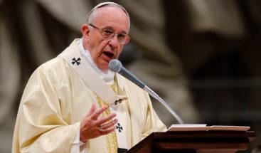 El papa dice que el divorcio se ha convertido