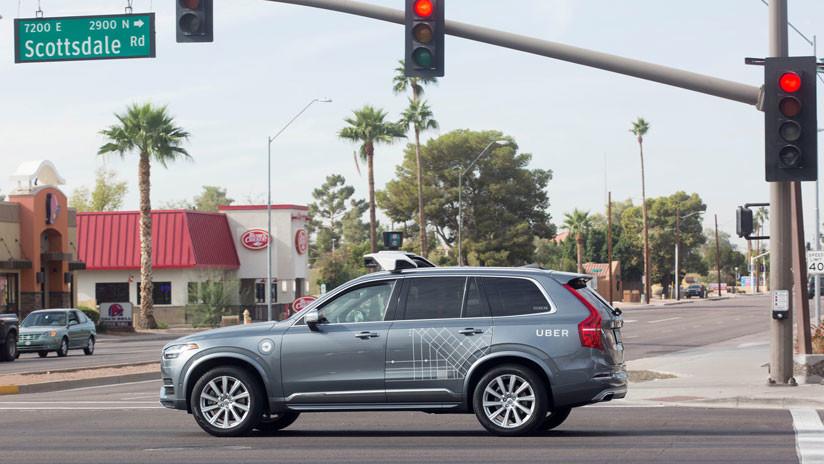 Arizona suspende pruebas de coches autónomos de Uber tras el accidente