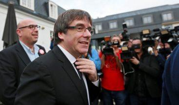 Expresidente catalán Puigdemont comparece este lunes ante un juez