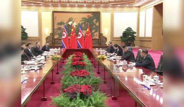 Japón reacciona a encuentro entre líderes de China y Corea del Norte