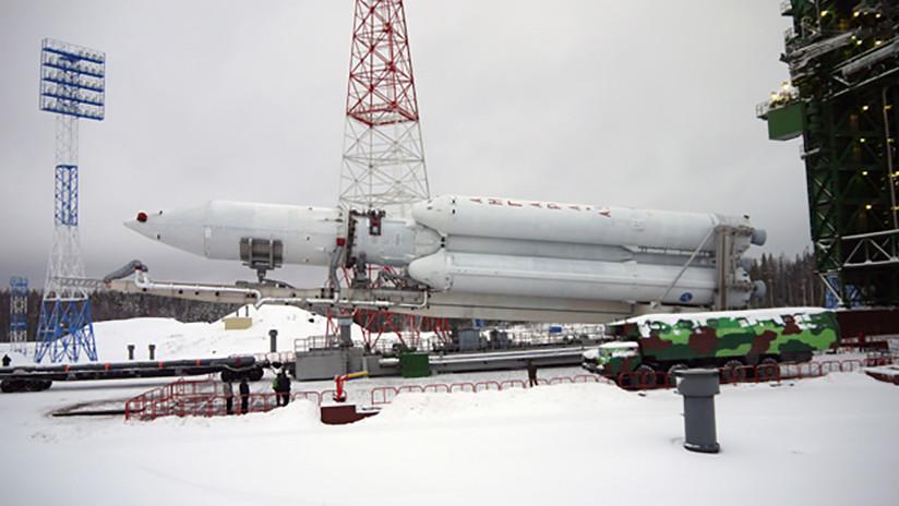 Comienza a fabricarse el primer cohete ruso Angará-A5