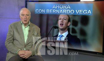 """Bernardo Vega: """"Dominicanos utilizan cada vez más las redes sociales"""""""