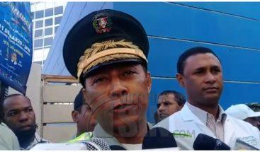 Director regional PN: agentes son suficiente para salvaguardar vidas