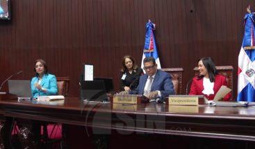 Comisión Especial asegura ley de partidos será aprobada en abril