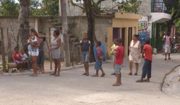 Residentes en sector La Piña demandan habilitar centro de vacunación