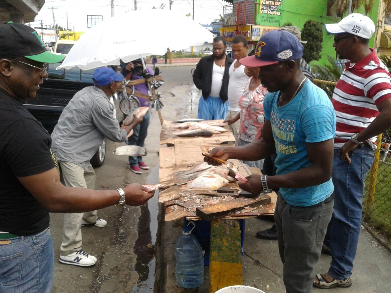 El pescado, lo más consumido por dominicanos en Semana Santa