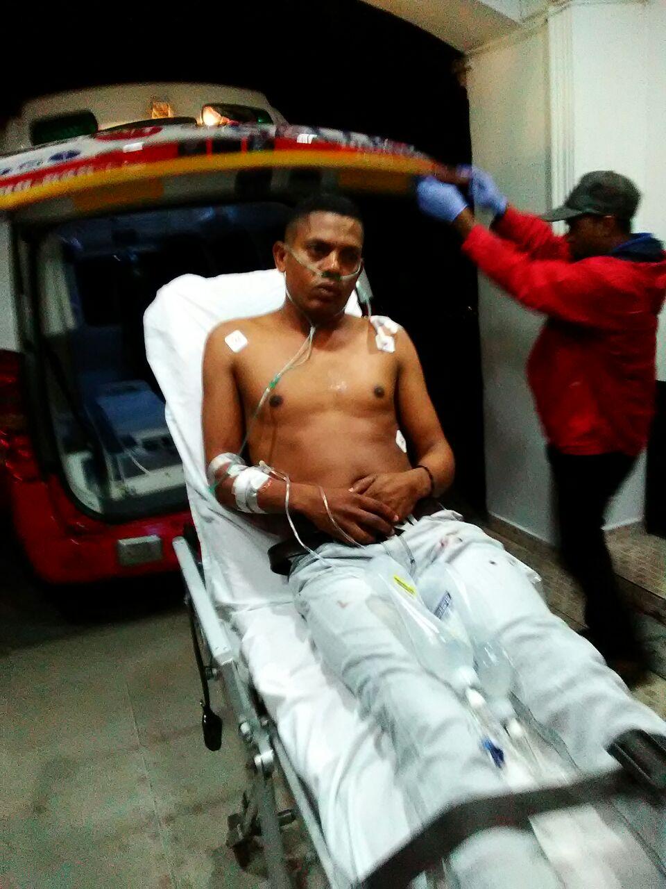 Desconocidos hieren de un balazo a oficial PN en Bonao