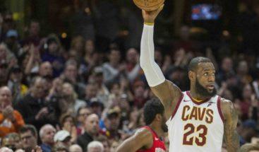LeBron James supera marca de Jordan