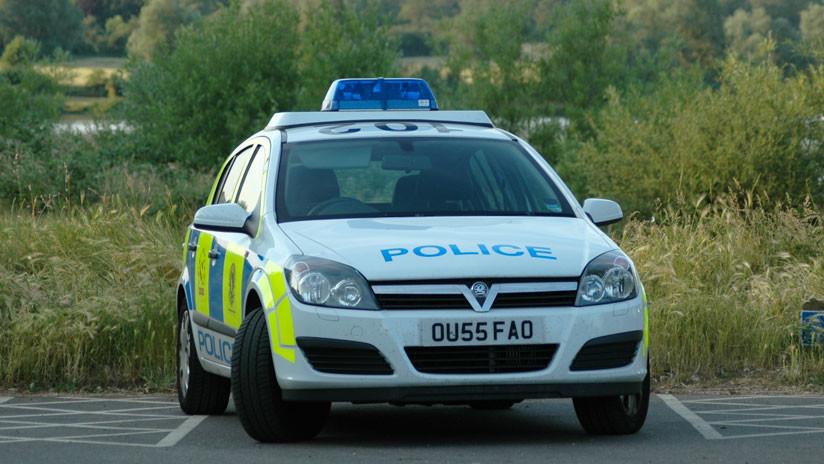 Escocia busca a un conductor que atropelló  un grupo de niños