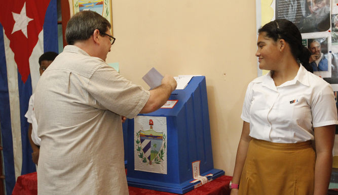 Cuba conforma asambleas provinciales pasos finales de su elecciones