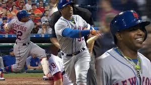 Céspedes y González lideran bateo productivo de Mets