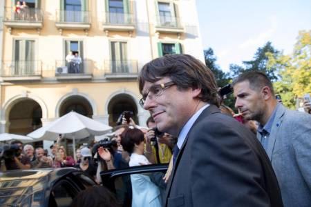 La clave del caso Puigdemont está es si hubo o no violencia