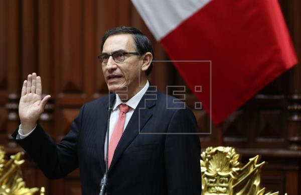 Presidente de Perú afronta reto de organizar Cumbre de Américas