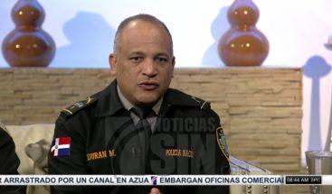 PN dispone de más de 6 mil agentes en las calles por Semana Santa
