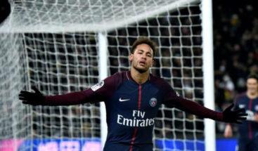 Neymar regresará a París