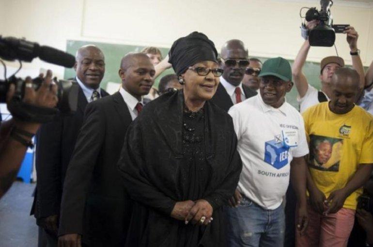 Muere la política y activista Winnie Mandela a los 81 años