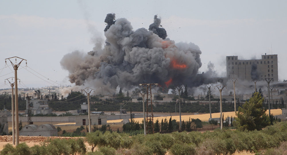 Rusia ataca en ONU a EE.UU. por situación en ciudad siria de Al Raqa