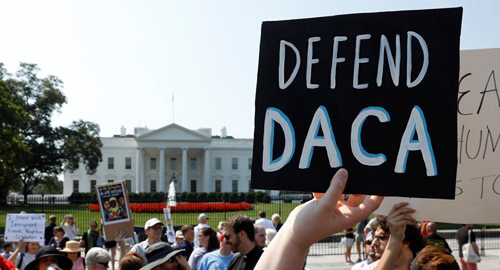 Activistas ven activación de DACA en EEUU como una