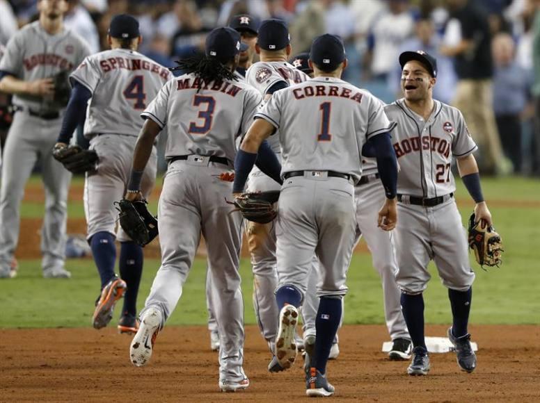 Astros y Angelinos, con sendas victorias, confirman su gran momento
