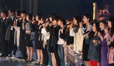 Músicos de las dos Coreas ofrecen un nuevo concierto en Pyongyang