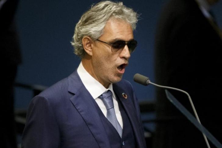 Andrea Bocelli actuará en Fátima el 13 de mayo