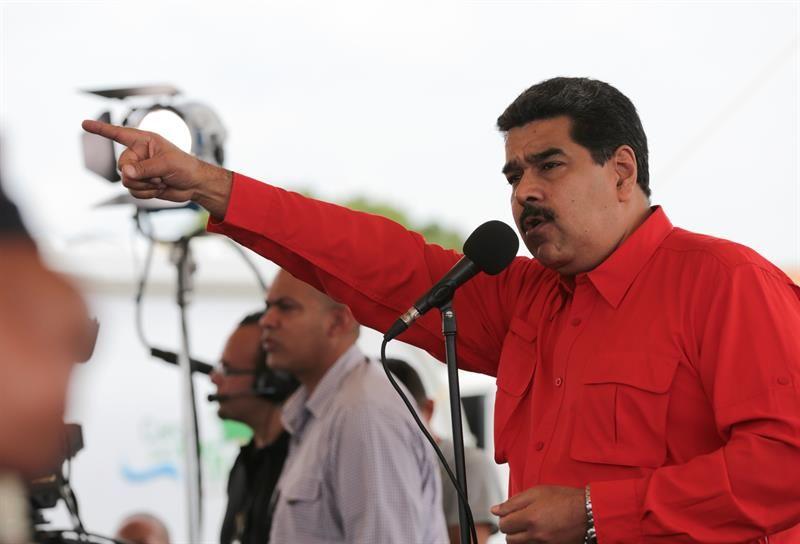 Maduro afirma que lo ocurrido en Nicaragua es una