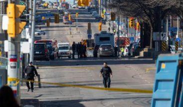 Masacre de Toronto no parece ser un acto terrorista, según autoridades